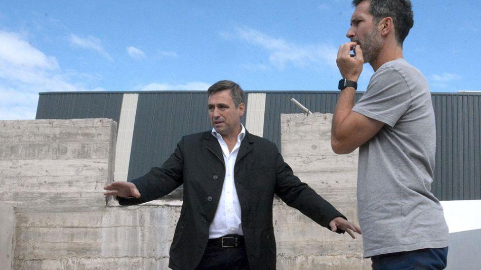 Ramón Mestre y Marcelo Cossar