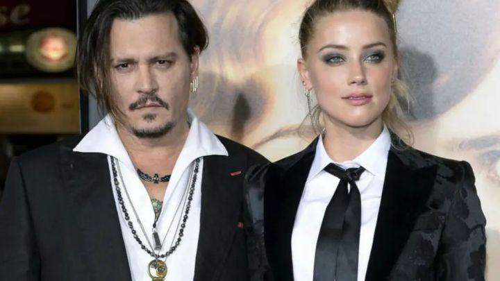 Johnny Depp acusó de golpeadora a su ex mujer