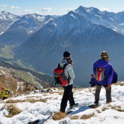 No es necesario un RET bajísimo si tan solo queremos hacer trekking o montañismo clásico.