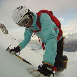 El RET alto servirá para la escalada técnica en hielo o roca, el esquí o snowboard, la bici o las carreras de aventura.