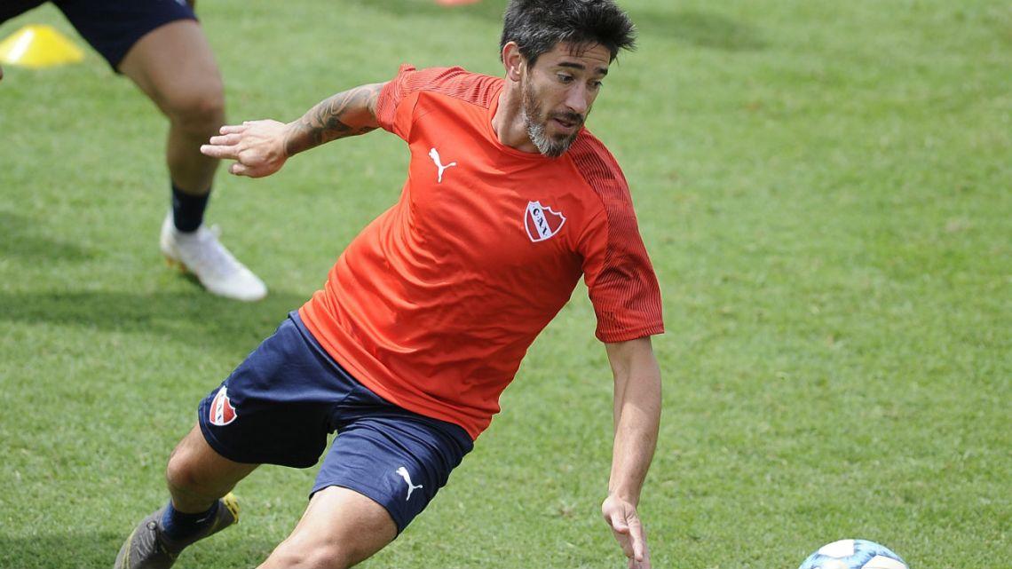 """El 'palito' de Pablo Pérez para Moyano: """"Dejé mucha guita en Independiente"""""""