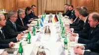 El presidente Fernández se reunió con líderes de empresas alemanas que invierten en Argentina.