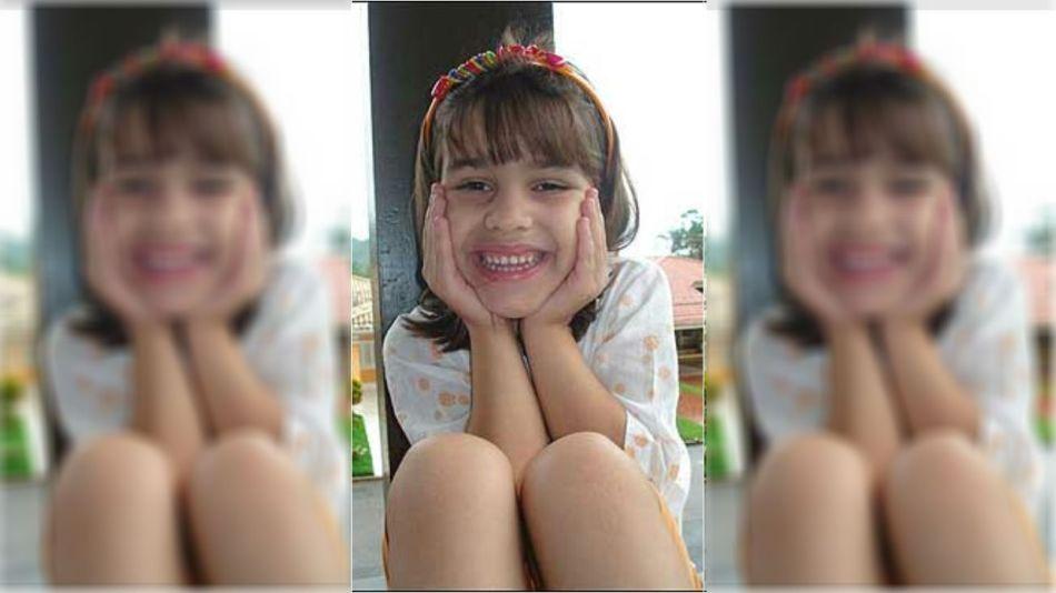 Isabella fue asesinado cuando tenía 5 años.