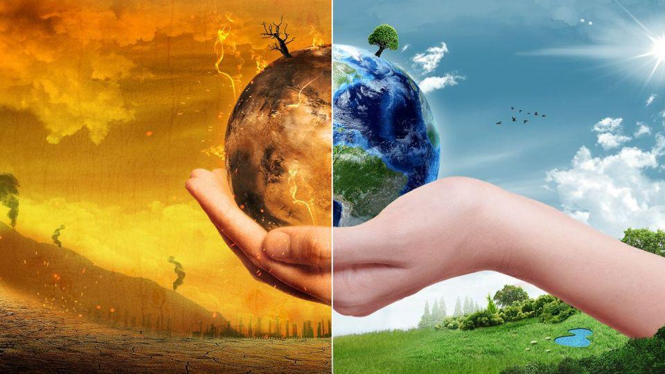 Cambio climático clima medio ambiente