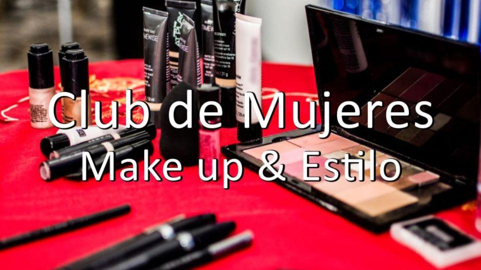 Club de Mujeres Make up y Estilo