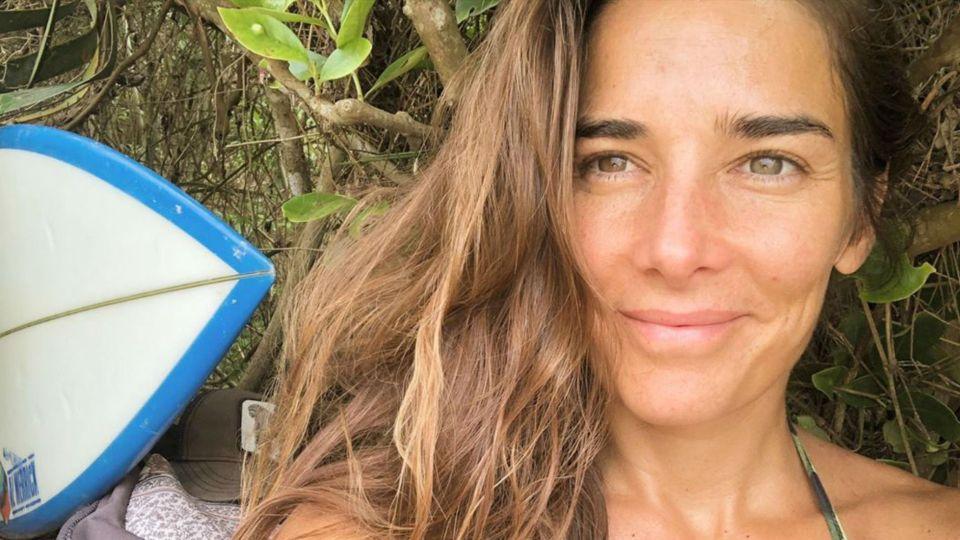 Juana Viale hizo arder las redes con una foto hot de espaldas a la cámara