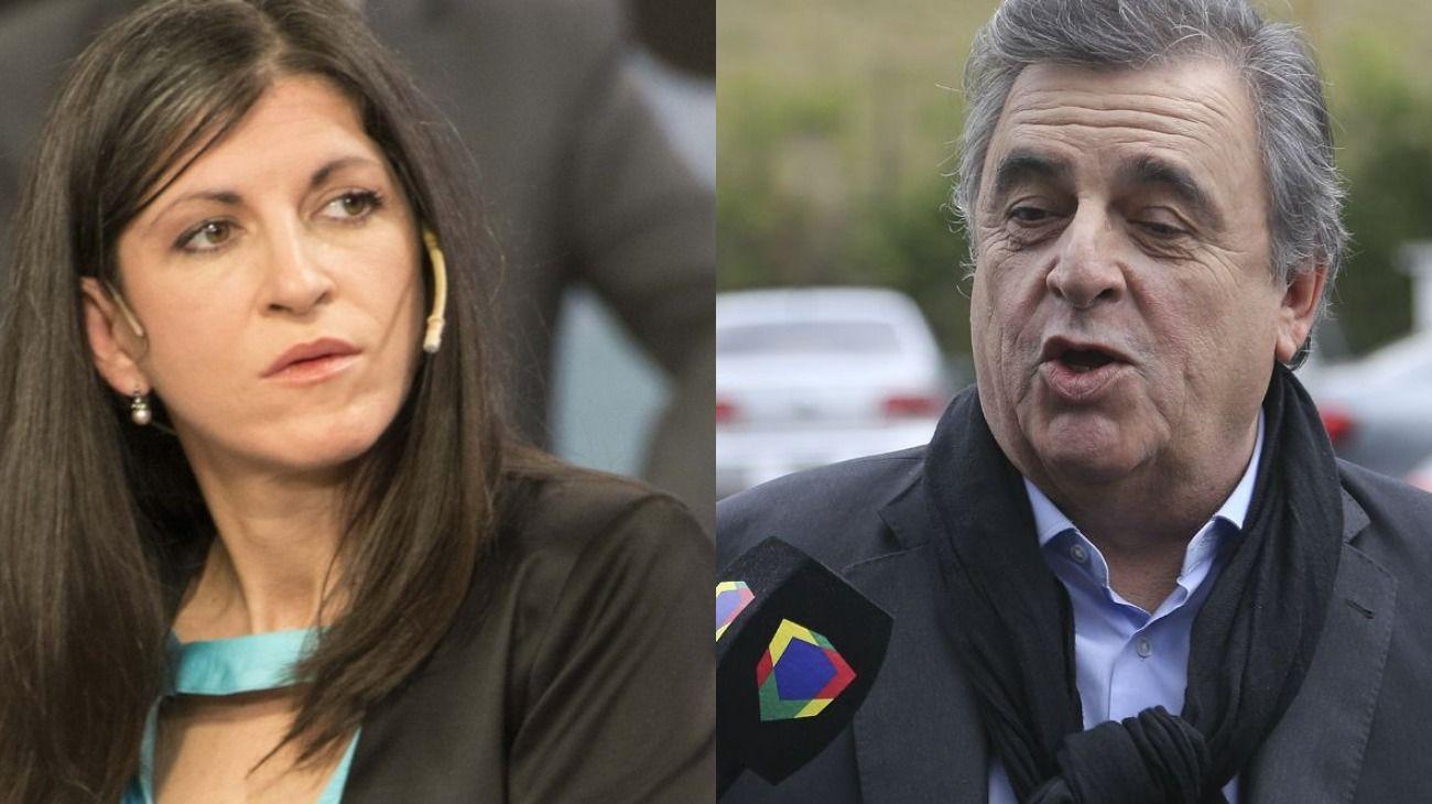 Una diputada K pidió investigar la deuda que dejó Macri y Mario Negri la cruzó