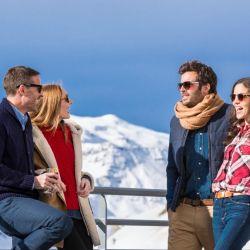 Las comidas y bebidas, así como el entretenimiento diurno y nocturno están incluidos en la propuesta de nieve de Club Med en Europa.