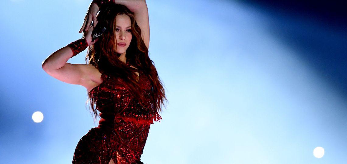 20 mil dólares: ese es el precio de las botas que usó Shakira en el Super Bowl