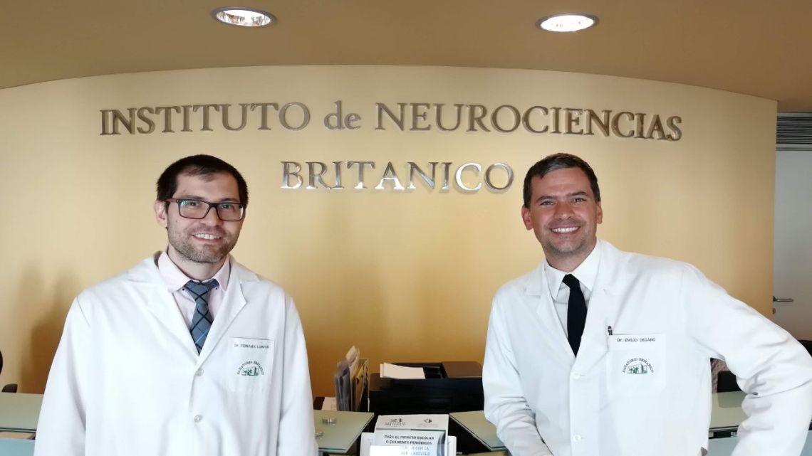 Dr. Emilio Degano