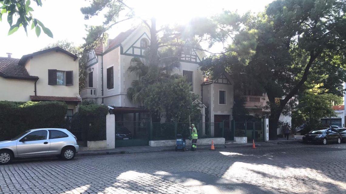 La casa del juez Claudio Bonadio | Foto:Cedoc