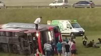 Accidente de micro Ruta2 20200204