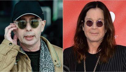 El Indio Solari y Ozzy Osbourne contaron que padecen la enfermedad de Parkinson.