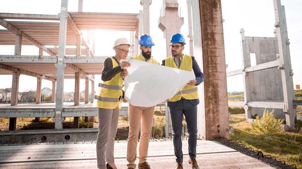 Construcción vivienda edificio arquitecto sustentable