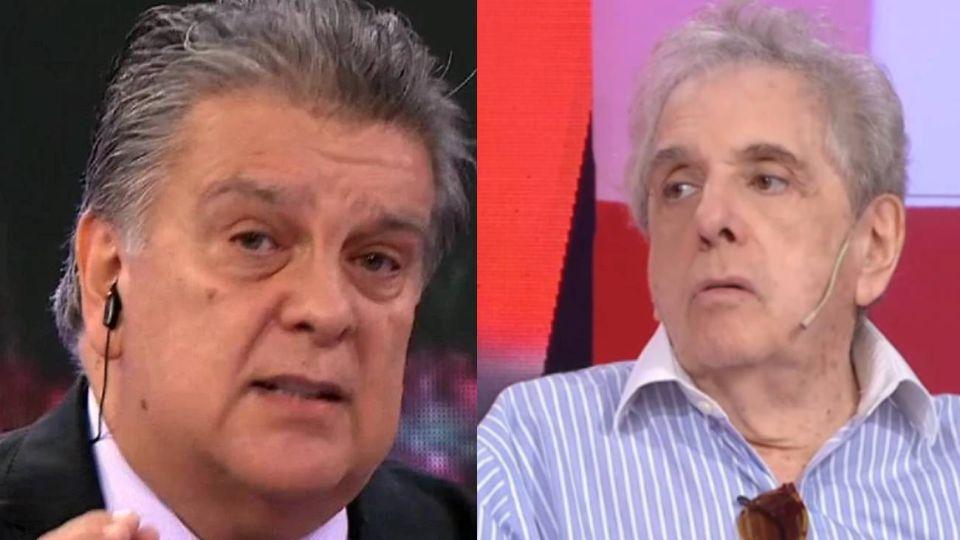 Luis Ventura fue lapidario con Antonio Gasalla