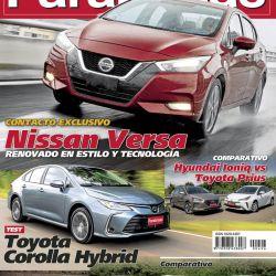Tapa Revista Parabrisas 496 - Febrero 2020