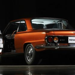 Torino TS de 1972 perteneciente a Renault Classic.