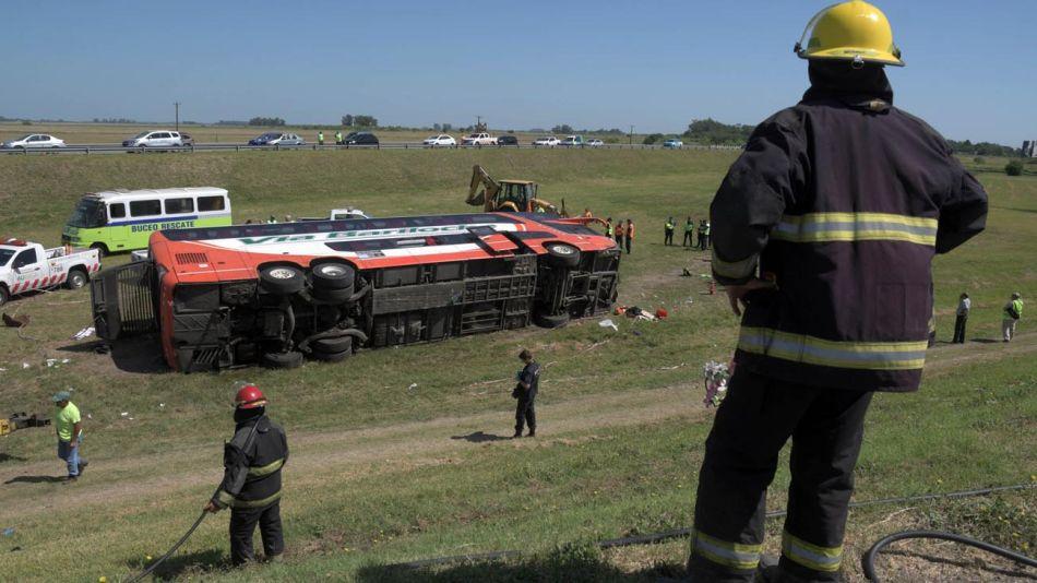 Accidente enla Ruta 2 20200205
