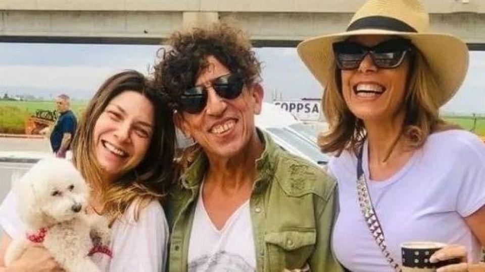 """Alejandro """"Huevo"""" Müller y Romina Gaetani: ¿el romance del año?"""