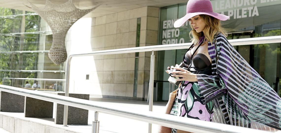 42grados de sensación térmica: moda citadina para afrontar el calor