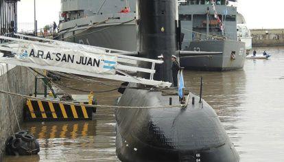 El submarino ARA San Juan perdió contacto a las 07:19 del 15 de noviembre de 2017, ocho horas después de que su jefe de operaciones informara sobre un principio de incendio en el tanque de baterías número 3.