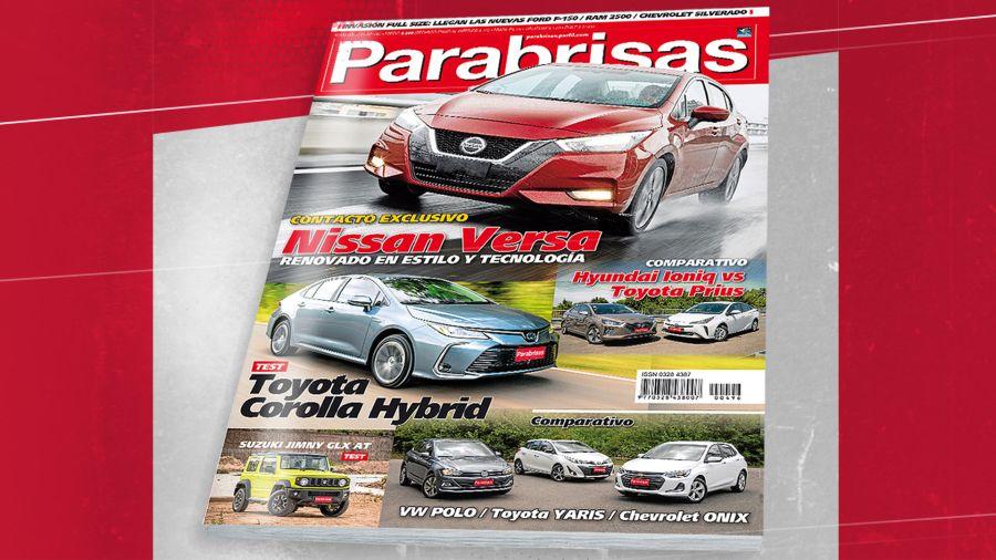 Revista Parabrisas - Febrero 2020