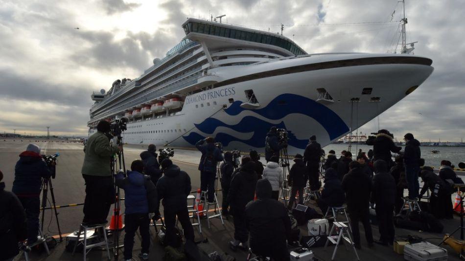 crucero coronavirus japon