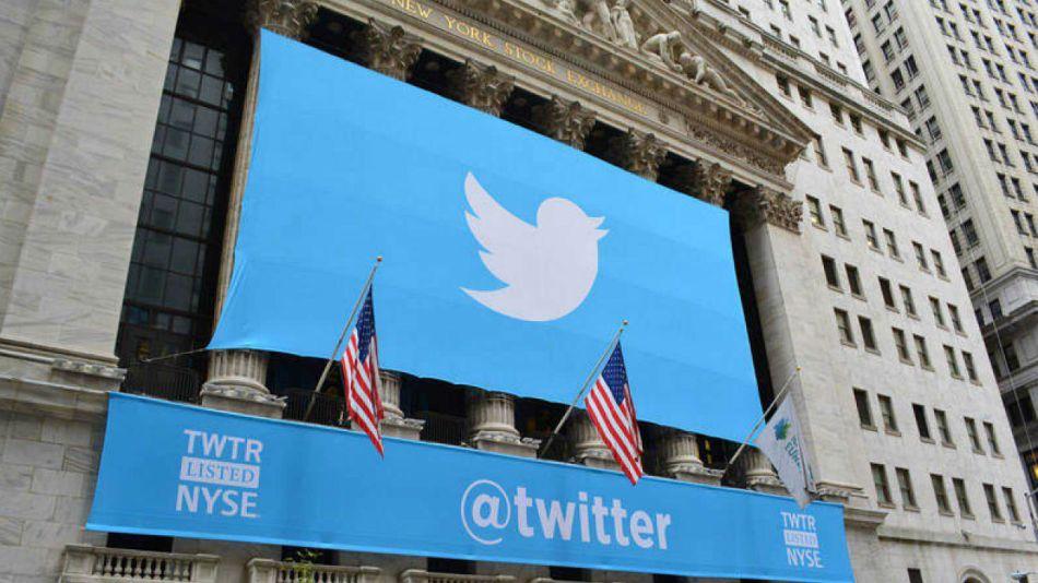 Twitter con anunció ingresos récord de u$s 1.010 millones