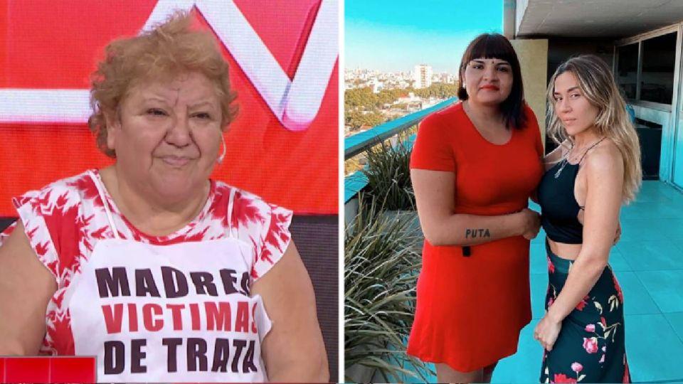 Jimena Barón se reunió con la Asociación Madres Víctimas de Trata tras el escándalo