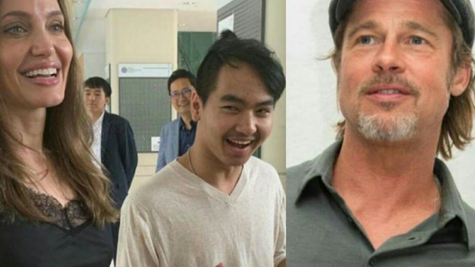 La desesperada forma en que Brad Pitt intenta reconciliarse con su hijo Maddox