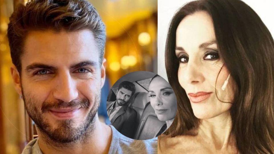 Viviana Saccone rompió el silencio sobre los rumores de romance con Maxi Iglesias