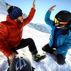 Buena nieve, extensas pistas y el mejor entretenimiento son solo algunos de los ingredientes que esperan a los fanáticos de la nieve en los centros de esquí alpinos.