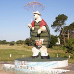 Con el tiempo esta estatua dejo de ser la única y otras más se puedan encontrar en toda la ciudad.