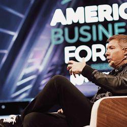 Adrián Suar en America Business Forum.