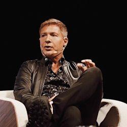 Adrián Suar en American Business Forum.