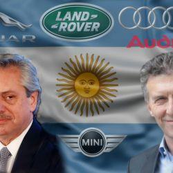 Marcas premium: Fernández vs Macri.
