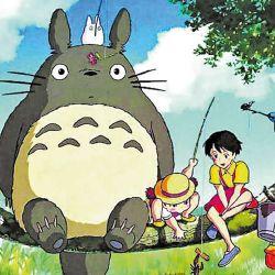 Mi vecino Totoro | Foto:cedoc
