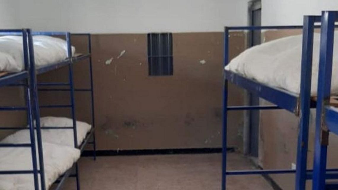 Cárcel de Dolores   Foto:Cedoc