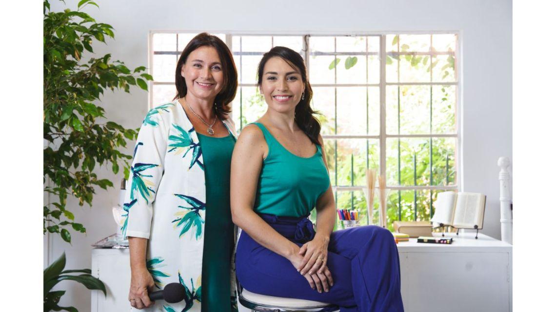 Carolina Díaz y Constanza Gómez | Foto:María Pía Mendez Lizarro
