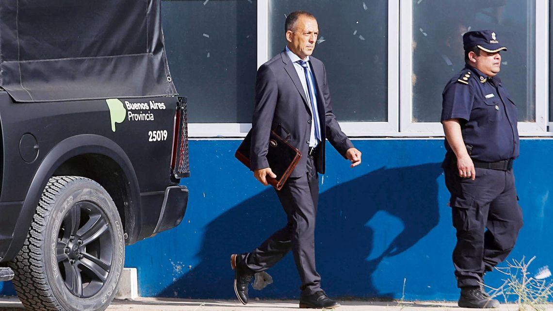 El abogado de los rugbiers | Foto:Cedoc