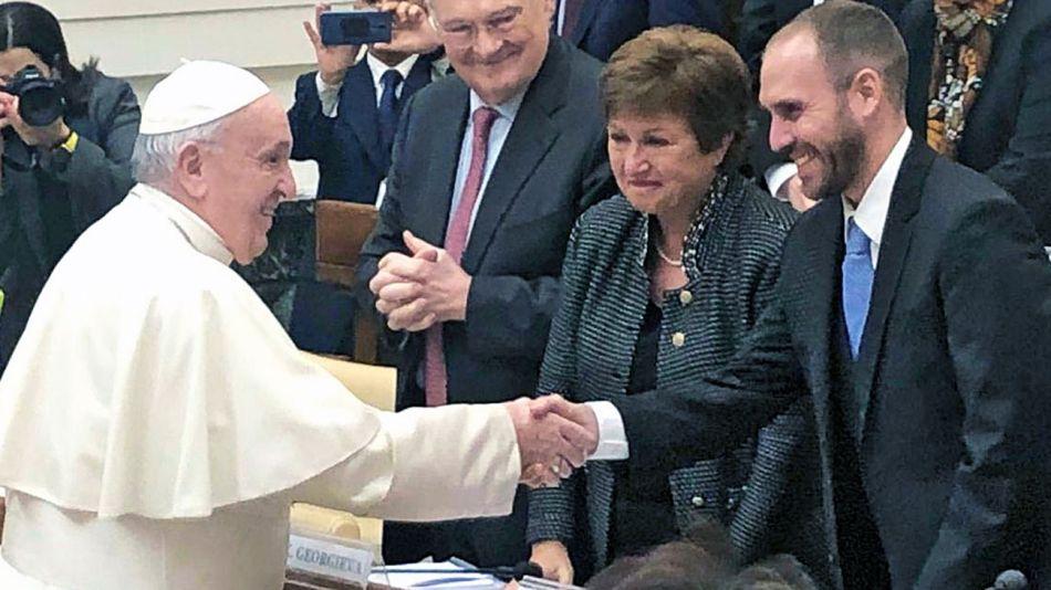 La reunión entre Georgieva y el Papa Francisco y el camino sinuoso del acuerdo con Argentina | Perfil
