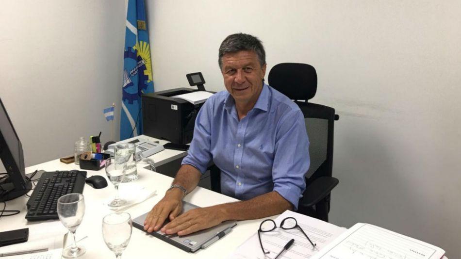 Gustavo Menna, diputado por Chubut de la UCR