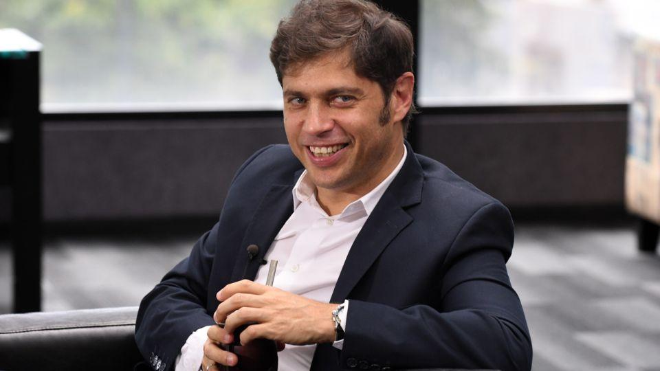 El Gobernador de la Provincia de Buenos Aires es entrevistado por Jorge Fontevecchia