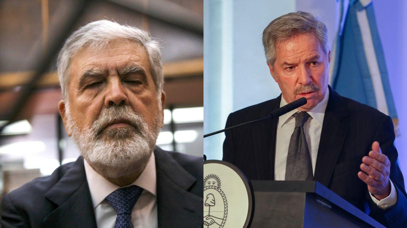 "De Vido cruzó a Felipe Solá: ""Vos eras gobernador cuando la Bonaerense mató a Kosteki y Santillán"""