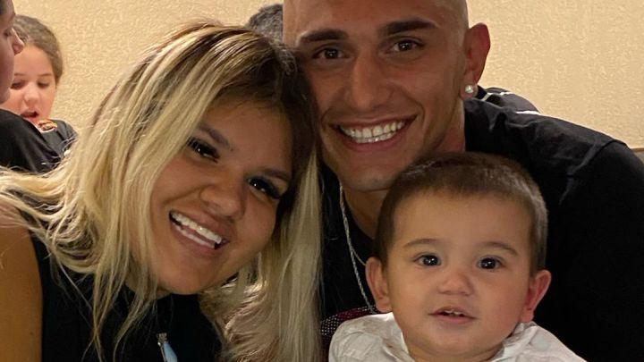 Morena Rial sorprendió con un romántico mensaje para Facundo Ambrosioni
