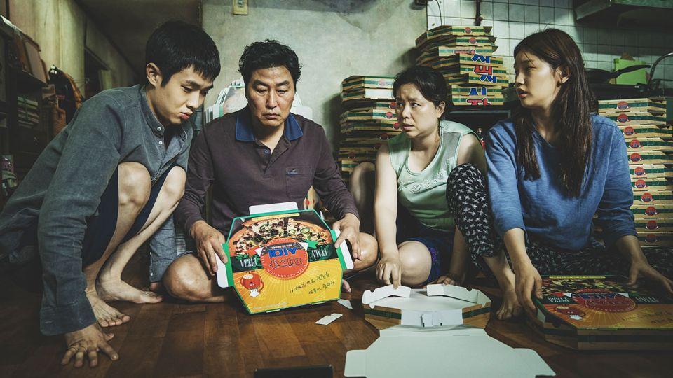 Parasite, el filme nominado a Mejor película