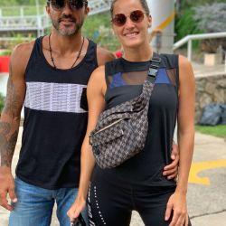 La travesía de Mica Viciconte y Fabían Cubero