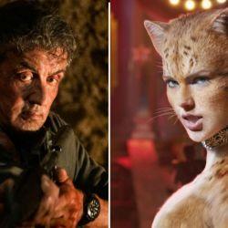 Rambo Last Blood y Cats
