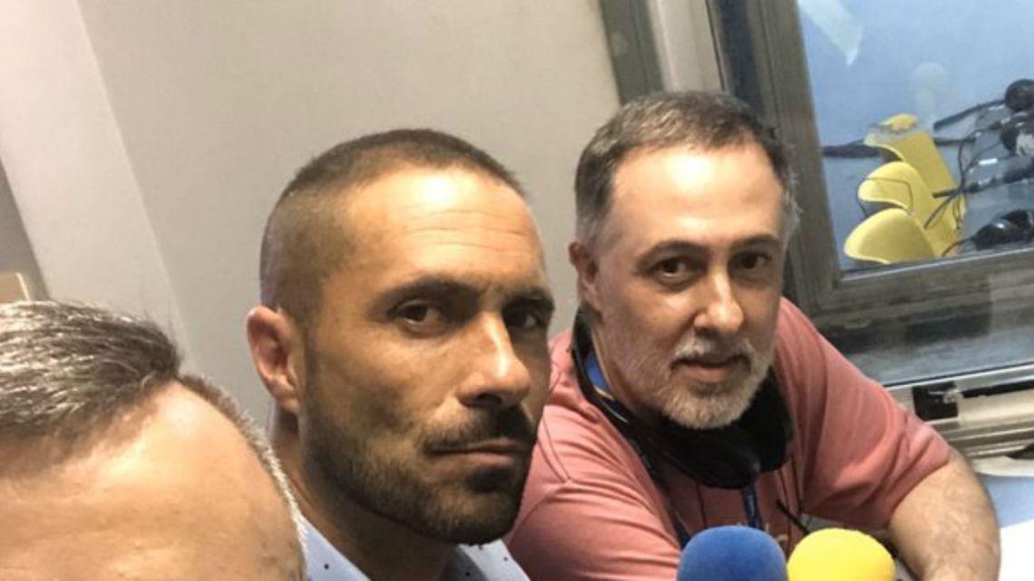 "Martín Souto acusó a Farinella de ""operar"" contra Boca"