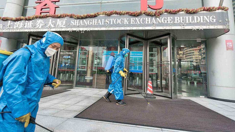 Bolsa de Shangai. El especialista piensa que los mercados se estabilizarán rápidamente.